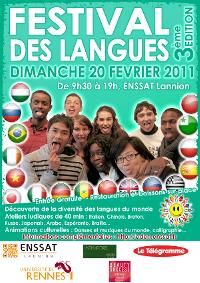 Festival des Langues 2011